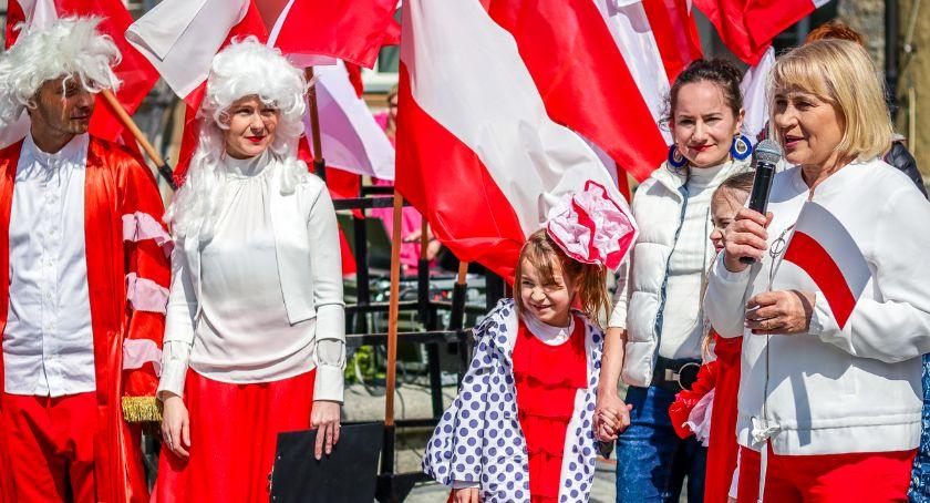 Wydarzenia, Święto Biało Czerwonej Jeleniej Górze - zdjęcie, fotografia
