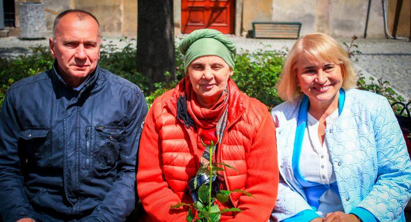Samorząd, Janina Ochojska Chcę zmierzyć problemem imigracji - zdjęcie, fotografia