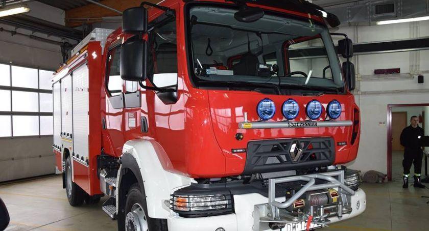 Inwestycje, bojowe trafią strażaków naszym regionie - zdjęcie, fotografia