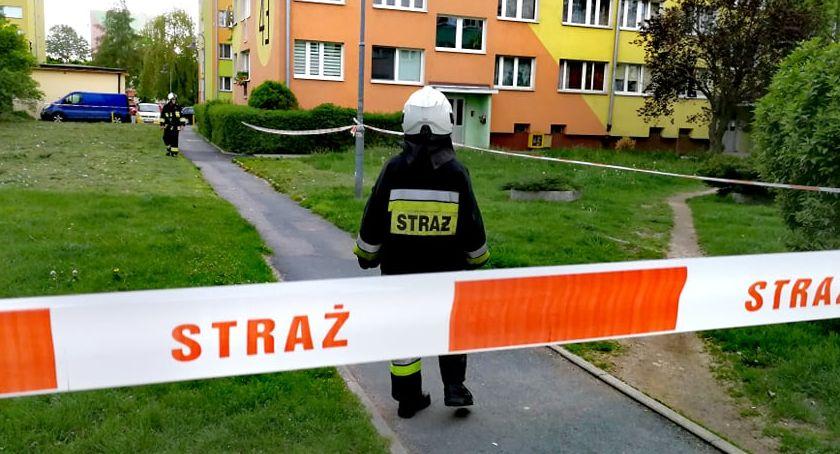 Interwencje, Alarm bombowy Karłowicza - zdjęcie, fotografia