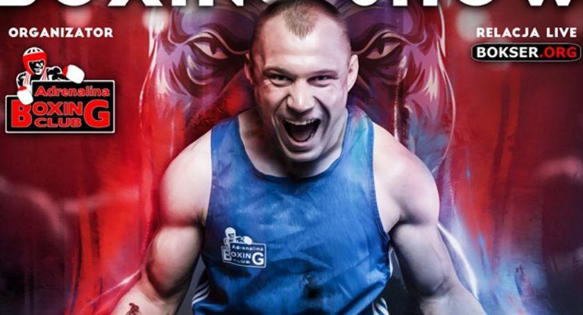Boks, Pięściarz Fighters zawalczy Wrocławiu - zdjęcie, fotografia