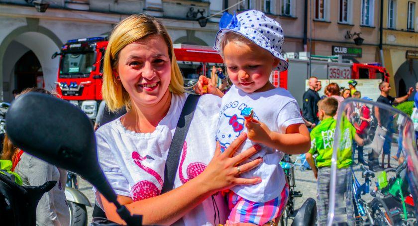 Wydarzenia, MotoDzień Dziecka Placu Ratuszowym - zdjęcie, fotografia