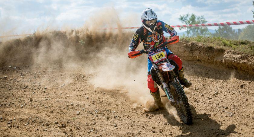 Sporty motorowe, Super Enduro najbliższą niedziele Siedlęcinie - zdjęcie, fotografia