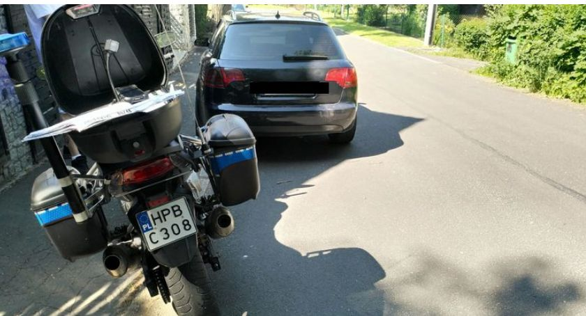 Kronika Kryminalna, Kierowca uprawnień który popełnił serię wykroczeń - zdjęcie, fotografia
