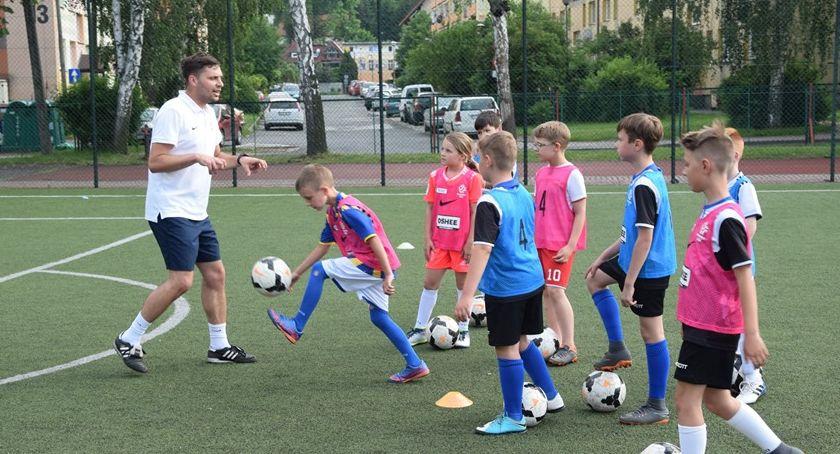 Dzieci, Młode Orły Piechowicach - zdjęcie, fotografia