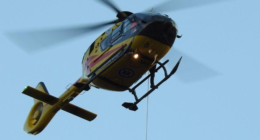 Spektakularna akcja ratunkowa nad Szklarską Porębą