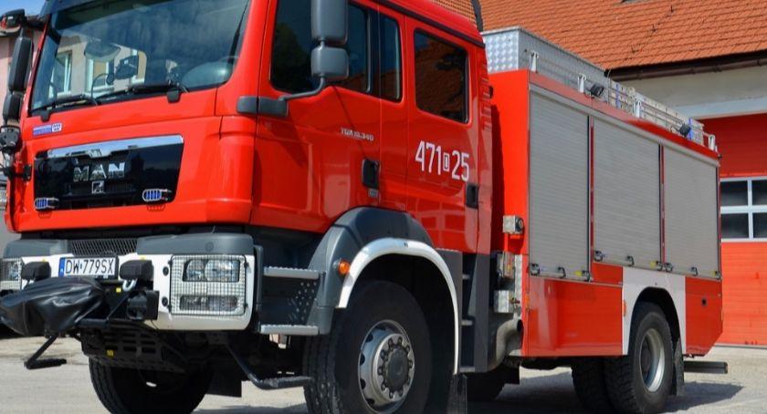 Kronika Kryminalna, Ktoś strzelał strażaków - zdjęcie, fotografia