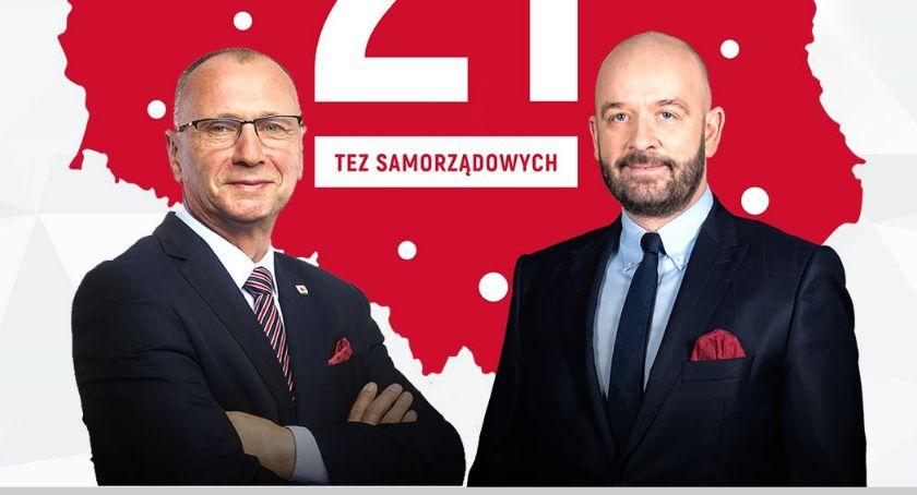 Samorząd, Będą rozmawiać rozwoju Polski - zdjęcie, fotografia