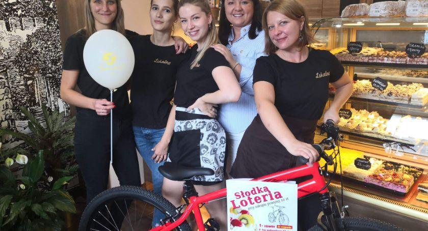 Ważne komunikaty, Wygraj rower konkursie Lokalna Cafe! - zdjęcie, fotografia
