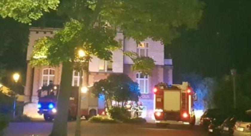 Interwencje, Szklarska Poręba Czujka zaalarmowała straż pożarną - zdjęcie, fotografia