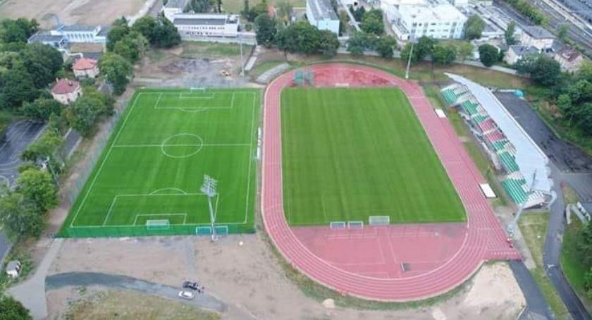 Inwestycje, boisko certyfikatem FIFA! - zdjęcie, fotografia