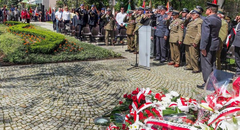 Zapowiedzi imprez, Uroczystości upamiętniające rocznicę wybuchu Wojny Światowej - zdjęcie, fotografia