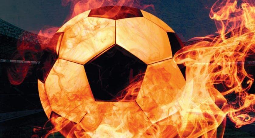 Piłka nożna, Strażacki Turniej Piłki Nożnej - zdjęcie, fotografia