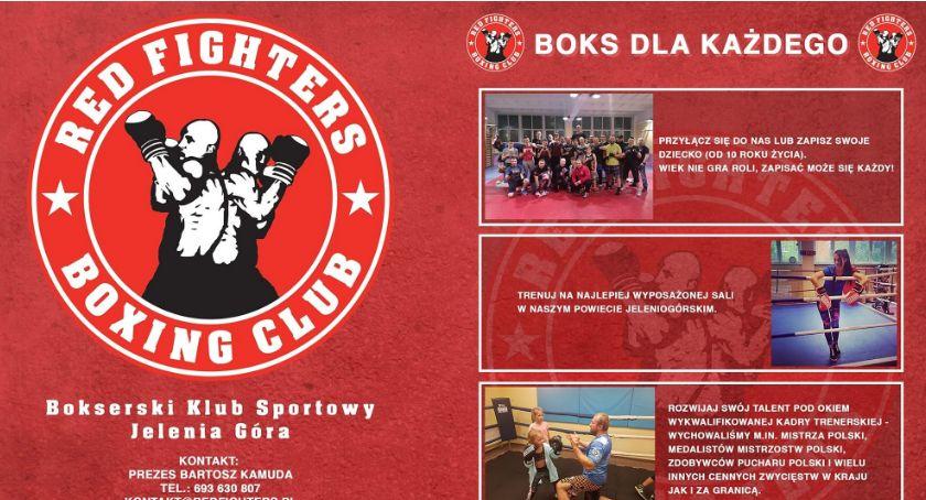 Boks, Fighters ogłasza nabór sezon - zdjęcie, fotografia