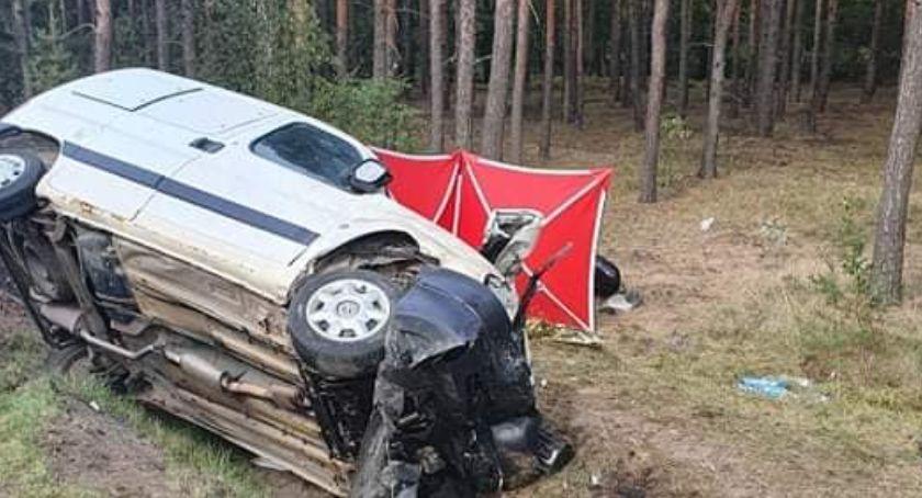 Wypadki drogowe, Pijany kierowca zabił motocyklistę - zdjęcie, fotografia