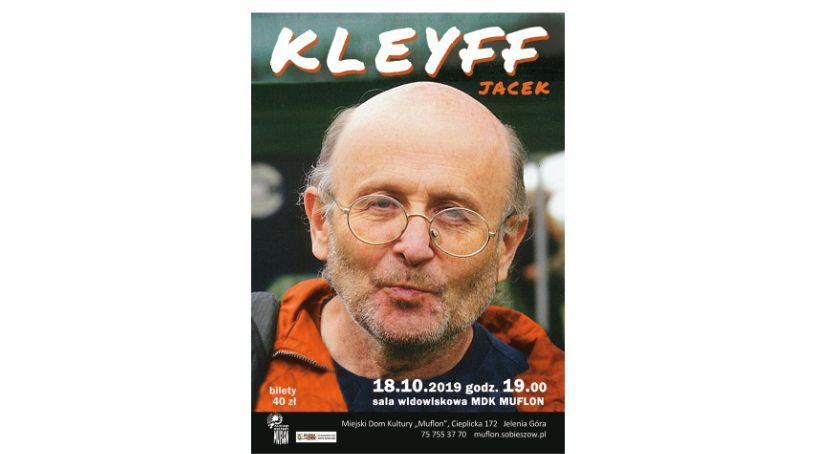 Koncerty, Jacek Kleyff jesienią Jeleniej Górze - zdjęcie, fotografia