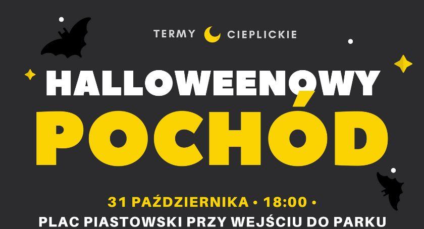 Wydarzenia, Mroczny Pochód Halloweenowy czwartek! - zdjęcie, fotografia