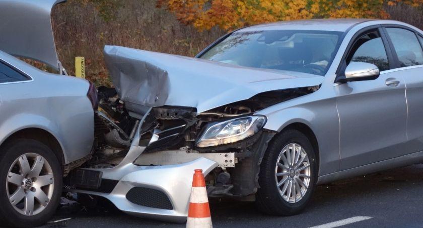 Wypadki drogowe, Sezon dziki - zdjęcie, fotografia