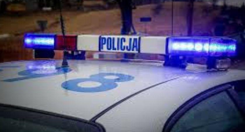 Komunikaty policji, Rozbój mieszkaniu Napastnik tymczasowo aresztowany - zdjęcie, fotografia