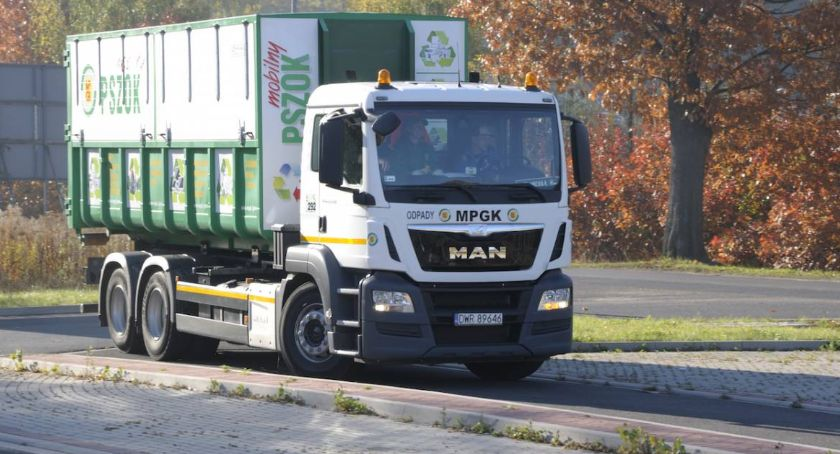 Usługi, Drożeje wywóz odpadów apeluje parlamentarzystów - zdjęcie, fotografia