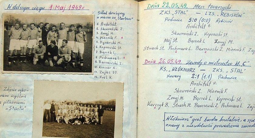 Historia, Kronika Sportowa Lechia Piechowice - zdjęcie, fotografia