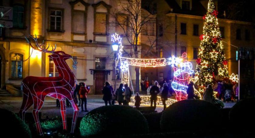 Inwestycje, Świąteczne dekoracje mieście będzie nowość! - zdjęcie, fotografia