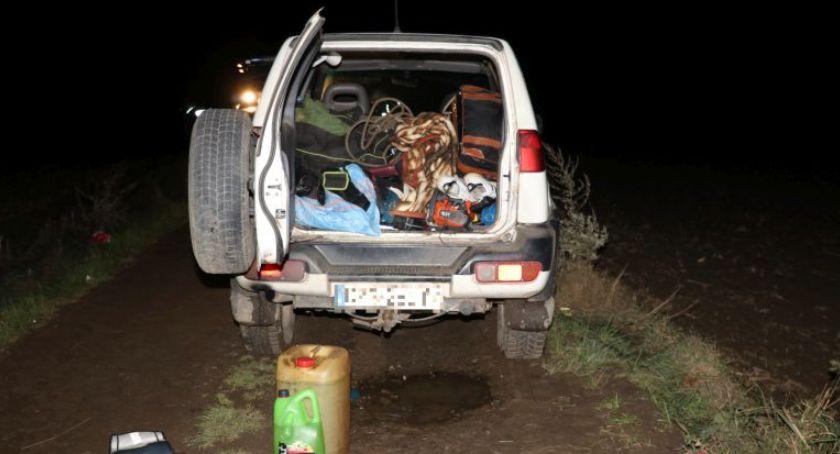 Kronika Kryminalna, Posiadał sobie narkotyki broń palną został aresztowany - zdjęcie, fotografia