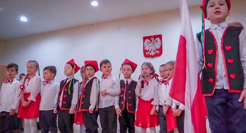 Wydarzenia, Obchody Święta Niepodległości Piechowicach - zdjęcie, fotografia