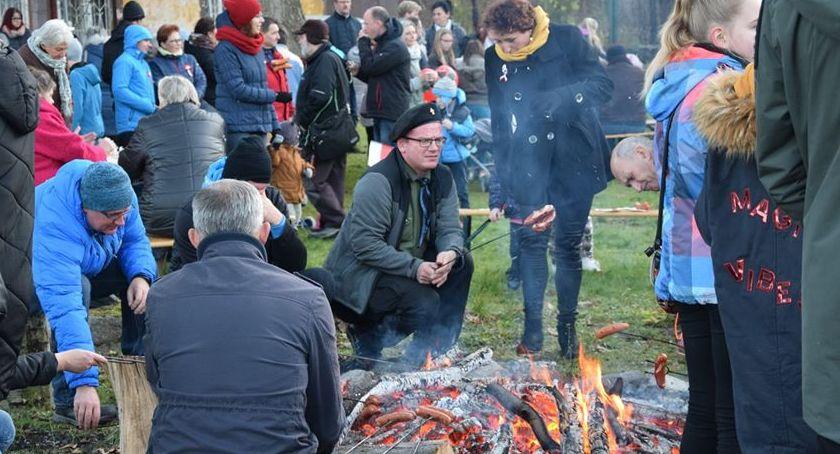Wydarzenia, Patriotyczny piknik Piechowicach - zdjęcie, fotografia