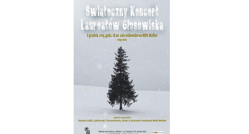 """Koncerty, """"Głosowisko"""" świąteczny koncert laureatek laureatów Konkursu Piosenki Polskiej - zdjęcie, fotografia"""
