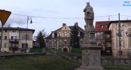 Pomnik św Jana Nepomucena w Cieplicach