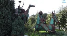 Rzeźba Don Kichota - Jelenia Góra