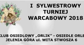 I Sylwestrowy Turniej Warcabowy 2018 dla dzieci i młodzieży