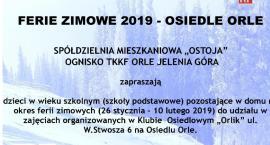 Ferie Zimowe - Osiedle Orle