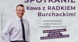 Kolejne spotkania z Radosławem Burchackim.