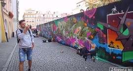 Święto sztuki ulicznej czyli Street Wars w Jeleniej Górze