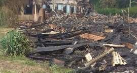 Trwa szacowanie strat po wczorajszym pożarze w Jeleniej Górze