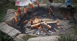W Piechowicach mieszkańcy świętowali koniec wakacji