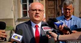 Krzysztof Mróz : Chcę być aktywnym prezydentem!