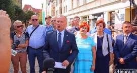 Jerzy Łużniak oficjalnie przedstawił program wyborczy