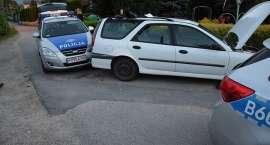 Policyjny pościg w Mysłakowicach