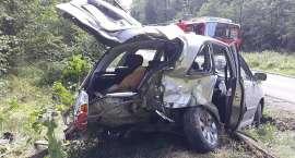Śmiertelny wypadek na DK30