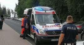 Karpacz : Policjanci odnaleźli mężczyznę który chciał popełnić samobójstwo