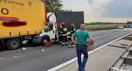 Śmiertelny wypadek na A4 Jelenia Góra - Wrocław.