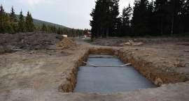 Na Polanie Jakuszyckiej rozpoczęto prace budowlane