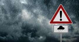 Synoptycy ostrzegają przed ulewnym deszczem!
