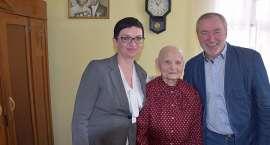 100 lat mieszkanki Szklarskiej Poręby