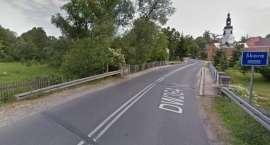 Droga Lwówek - Złotoryja zamknięta. Wali się most w Pielgrzymce