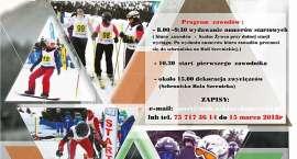 Mistrzostwa Szklarskiej Poręby w Narciarstwie Zjazdowym i Snowboardzie o Puchar Burmistrza