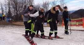 Młodzi strażacy bawili się podczas
